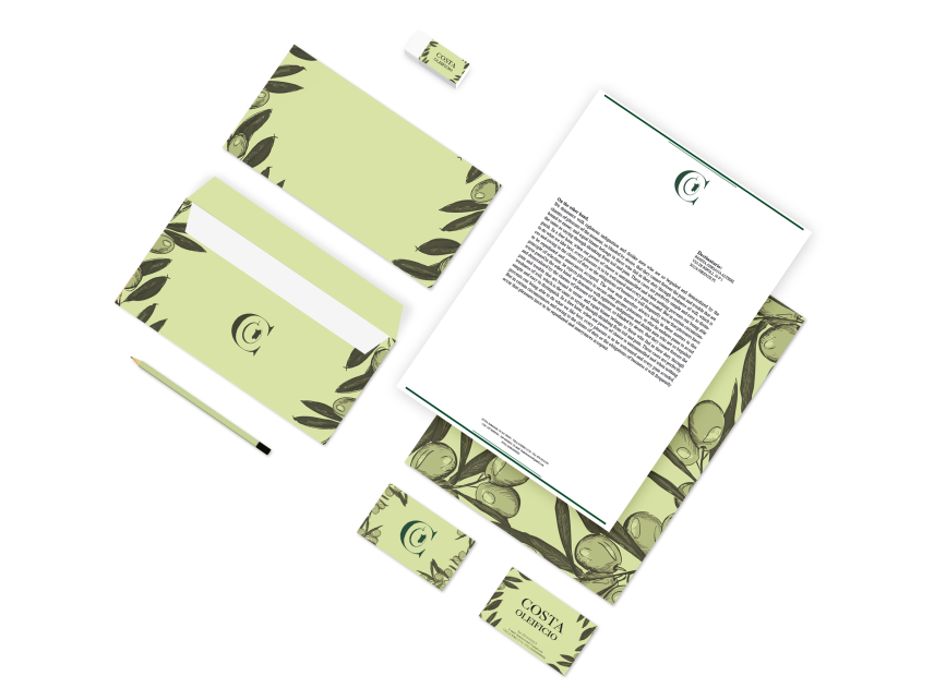 Branding-Stationery Mockup Vol.4