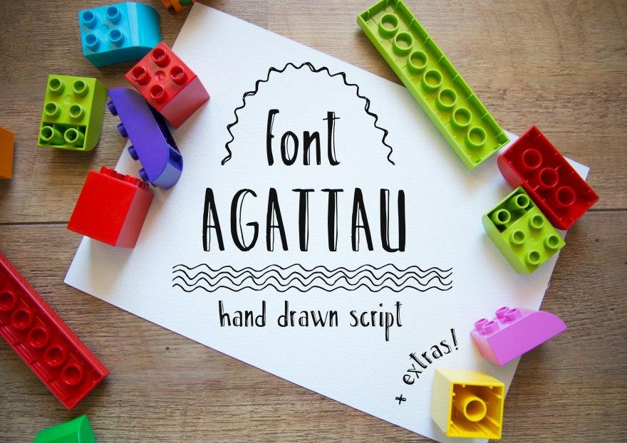 patchpo-agattau-font